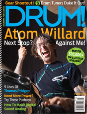 DRUM! Mar. 2014 Cover_175 X 231