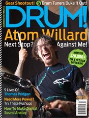 DRUM! Mar. 2014 Cover_175 X 231